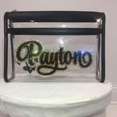 Payton See-Through Purse