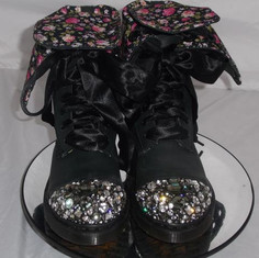 Crystal To Dr. Martens