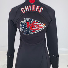 Cheifs Custom Pullover Sports Jacket