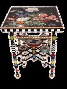Swarovski Crystal Encrusted Bug Table
