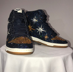 Starry Night Dunks