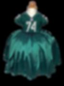 Jets Jersey Dress