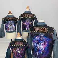 Thomas Family Denim Jackets