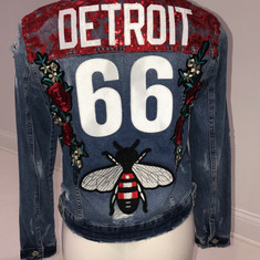 Detroit Custom Denim Jacket