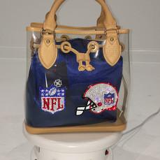 NFL See-Through Bag