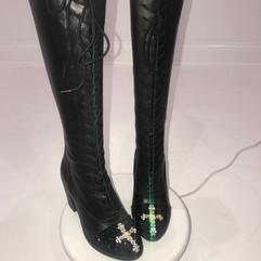Faithful Lace-Up Boots