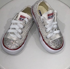 Simple & Sparkle Kids Converse