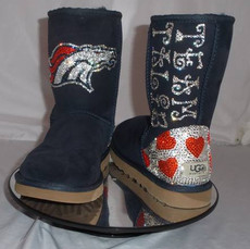 Cozy Love Team Ugg Boots