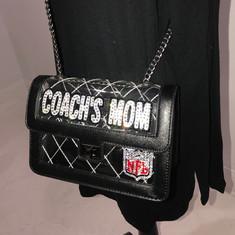Coach's Mom Custom Purse