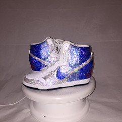 Ombre Stunners Custom Nike Dunks