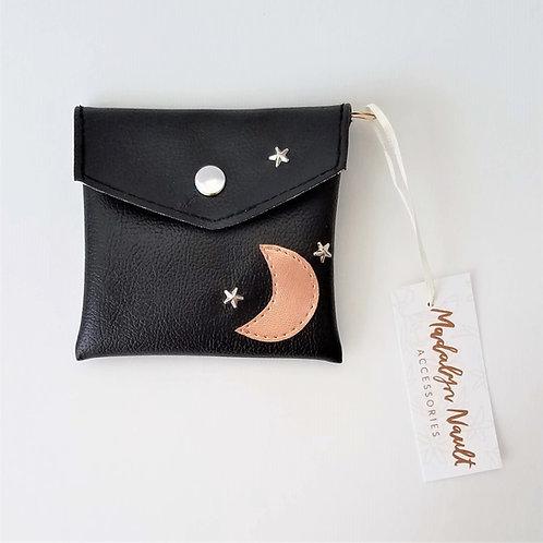 Crescent Moon Wallet