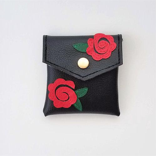 Mini Rose Wallet