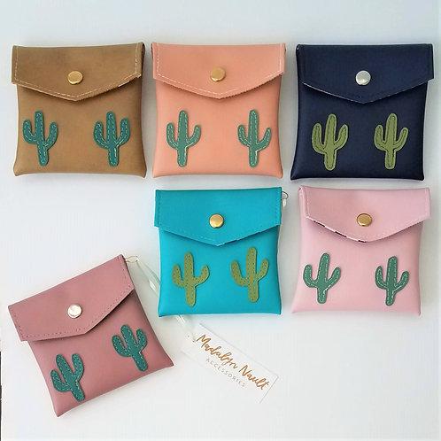 Cactus Wallet Saguaros