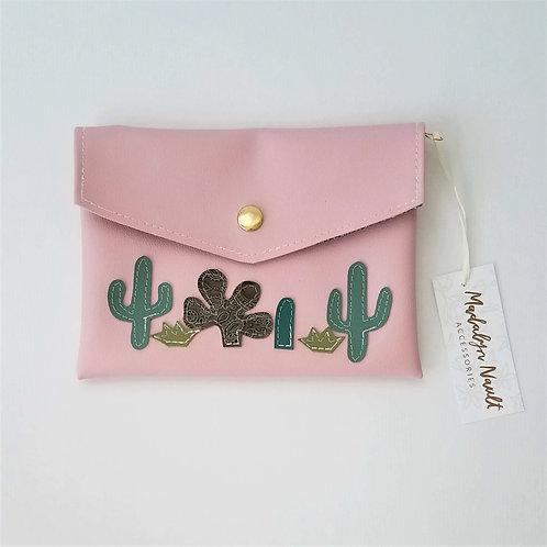 Cactus Long Wallet
