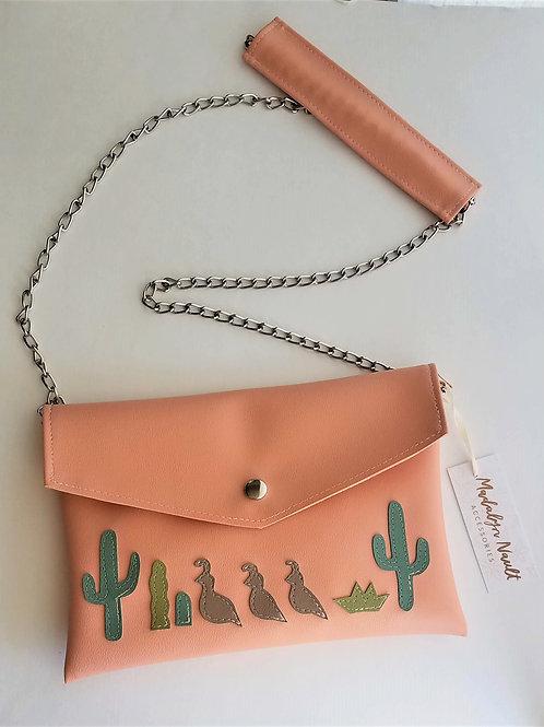 Quail Crossbody purse