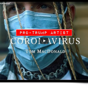 WATCH: Pro-Trump Artist's New Mega Hit Song Exposing Truth About Coronavirus. SHARE