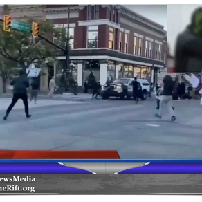 VIDEO: ANTIFA Shoots 60-year-old driver whose SUV is blocked by mob of demonstrators.