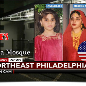 Sex with kids and child weddings at a Philly mosque – why isn't this a bigger story?