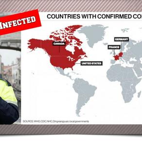 BREAKING: Global Outbreak Now Pandemic, Coronavirus In Italy, Europe.