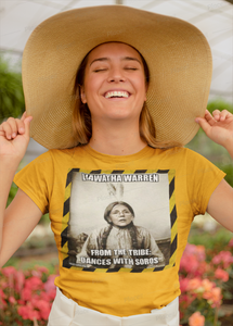 Girl Yellow Shirt Liawatha Warren Sale