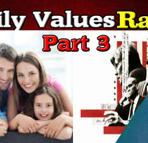 Liberal Insanity pt.3: Family Values and Morality is RACIST, According to Santa Clara University.