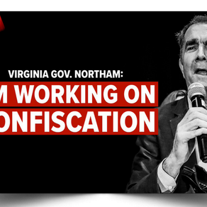 ALERT! Virginia Begins War on Gun Owners With State Of Emergency Declaration, Martial Law Imminent.