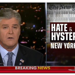 Watch: Hate, hysteria and the New York Times - Hannity