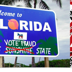 WATCH: ELECTION FRAUD: CBS NEWS POSTS FL PRIMARY ELECTION RESULTS 2 DAYS BEFORE ELECTION DAY