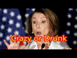 WATCH: Drunk Nancy Pelosi - Minute Funnies