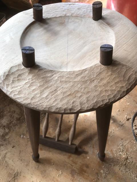 a stool