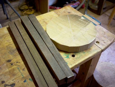 a stoolの作成