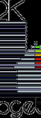 Logo for 2K proggeti company