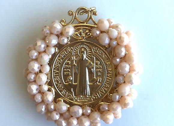 Medalla San Benito XL beig