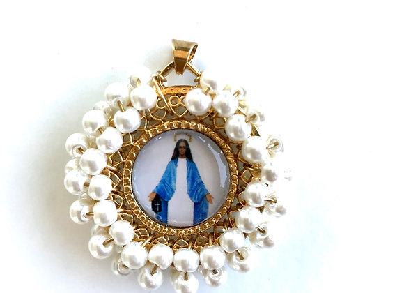 Medalla Nuestra Señora de Garabandal