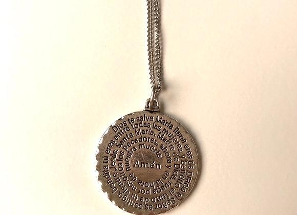 Medalla Ave María