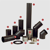 wood burner flue,log burner flues,stove flues,multi fuel burners,flues