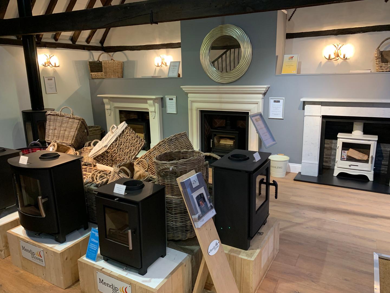 Surrey Burners Showroom