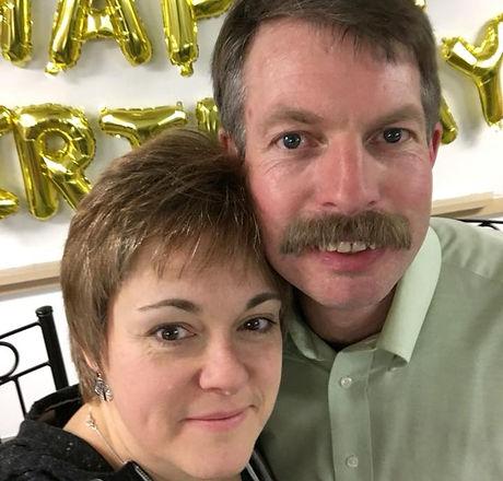 Joanne Quintal Randall & husband Dan - Our Team