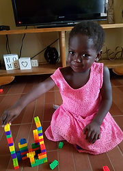 Joyce - child with special needs