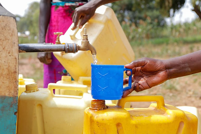 """Projects and Programs - Life Giving Water - Step By Step Worldwide Ministries """"Living Water Initiative"""""""