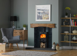 Fireline FX4 Log Store