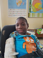 Michael - child with special needs