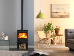 Fireline FP5W Log Store