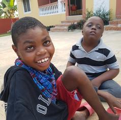 Obeng & Ryan Gyesi