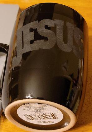 Jesus Coffee Cup