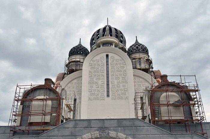 Никольский храм г. Красногорск