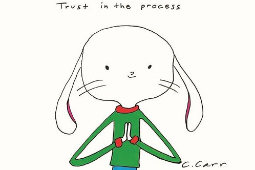 42 - Trust in the process