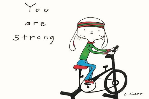 39 - You are strong
