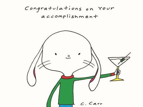 46 - Congratulations