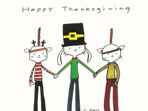 64 - Happy Thanksgiving